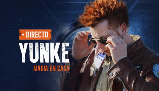 IFEMA y el mago Yunke presentan #Magiaencasa