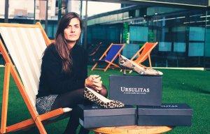 Ursulitas, una startup que ofrece tacones para el día a día