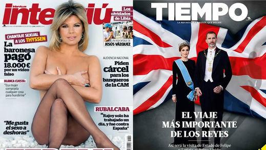 Grupo Zeta anuncia el cierre de las míticas revistas 'Interviú' y 'Tiempo'