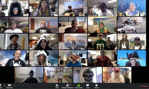 Zoom, la aplicación de videoconferencias grupales se refuerza en seguridad tras los ataques