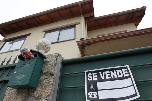 la vivienda de segunda mano sube un 0,2% en Madrid en mayo