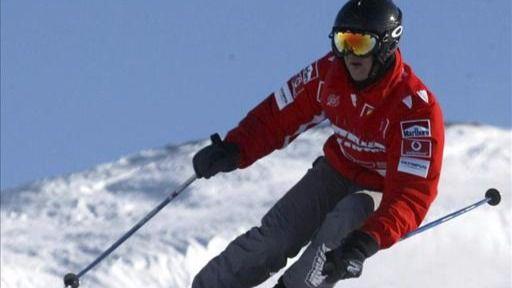 La salud de Michael Schumacher se estabiliza cerca del 4º aniversario de su accidente