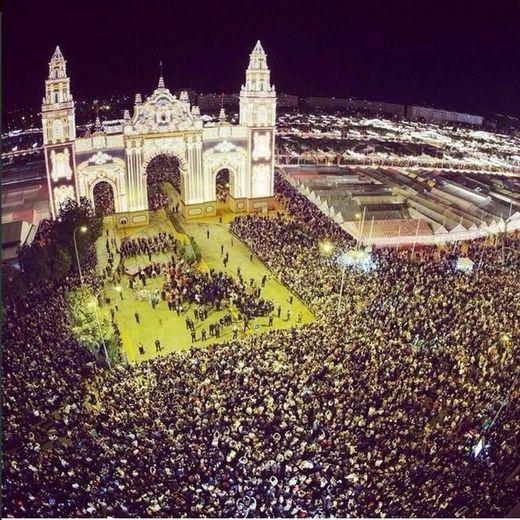 Así es la la Feria de Abril de Sevilla