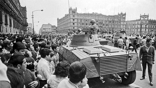 Sobrevivientes de la masacre de Tlatelolco dan su testimonio a 40 años