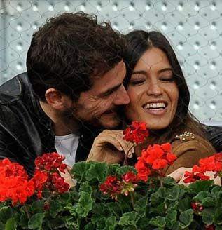 Iker Casillas y Sara Carbonero, de vacaciones pero sin boda