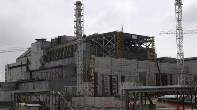 Sarcófago Chernóbil
