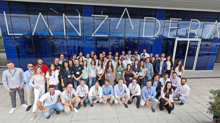 Lanzadera acoge 40 nuevas empresas que innovan en blockchain, movilidad, alimentación, turismo, cosmética o salud