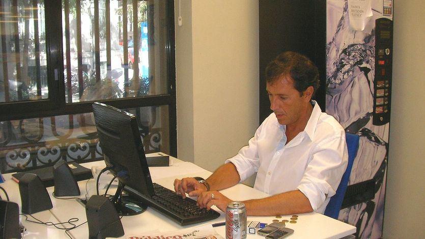 El director de 'Tiempo de Juego' chateó con los lectores de Diariocrítico el 23 de agosto de 2011.