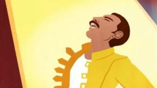Google, el mejor homenaje para el 65º cumpleaños de Freddie Mercury