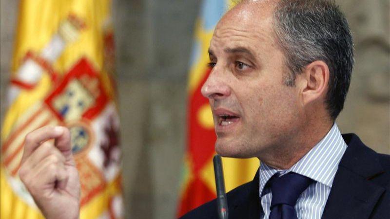 Camps y Valcárcel exigen a Zapatero un Pacto sobre el agua