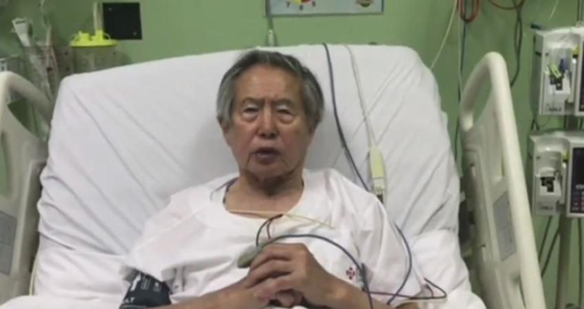 Fujimori abandona 'milagrosamante' la UCI tras conseguir el indulto