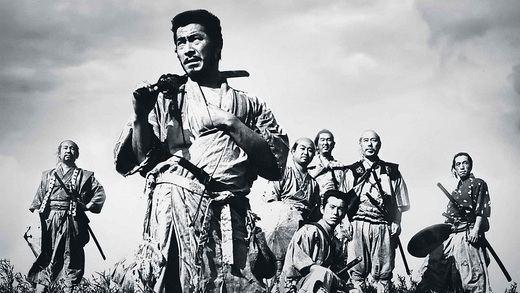 Akira Kurosawa, el último samurái del Séptimo Arte