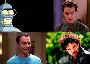 Grandes personajes de las series de televisión (Del 11 al 20)