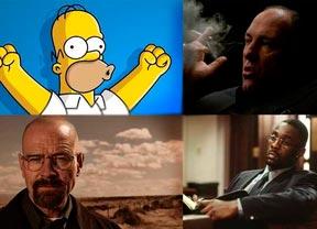 Los diez mejores personajes de las series de televisión
