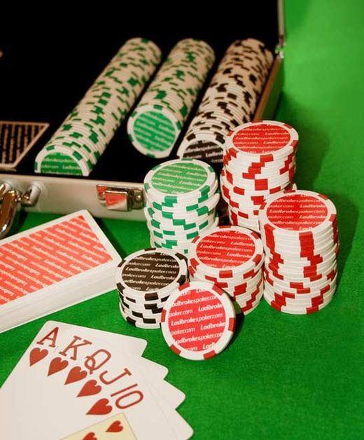 Los jugadores de Póker online invierten un 25% más que los que hacen apuestas deportivas
