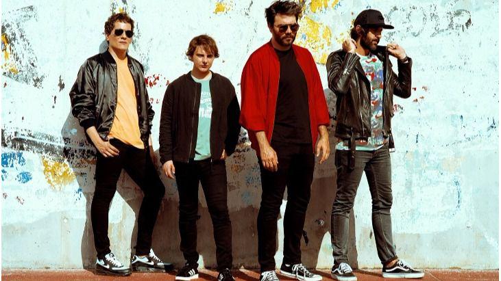 """The Rebels presentan un nuevo videoclip de la canción 'Storge', incluida en su último álbum """"Mafia"""""""