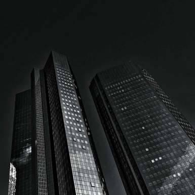 Deutsche Bank Frankfurt. Pixabay