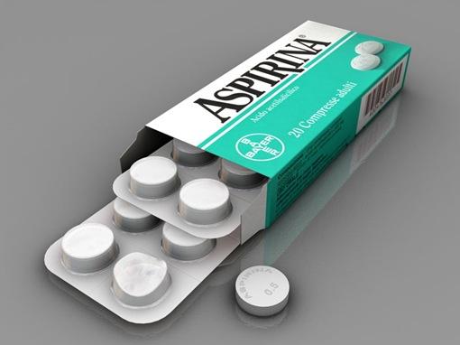 aspirina para dolor regla