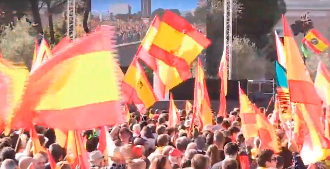 Hoy, en Barcelona, turno de manifestaci