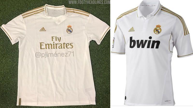 66c0d8afa Se confirma que el Real Madrid recuperará la camiseta blanca y ...
