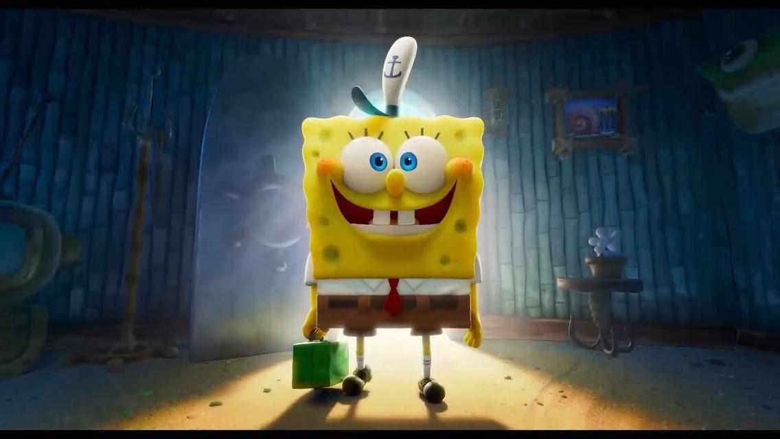 Bob Esponja vuelve al 'rescate' de las salas de cine tras la ...