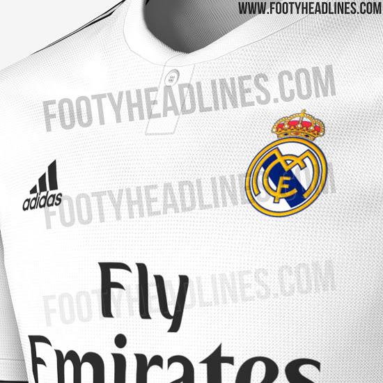 Real Madrid  confirmada la nueva camiseta para la próxima temporada ... 3c76b2d7ae180