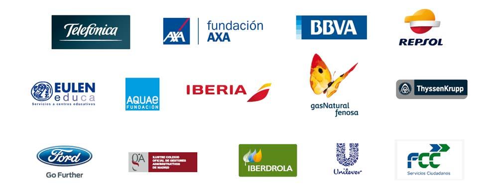 Patrocinadores educa2020